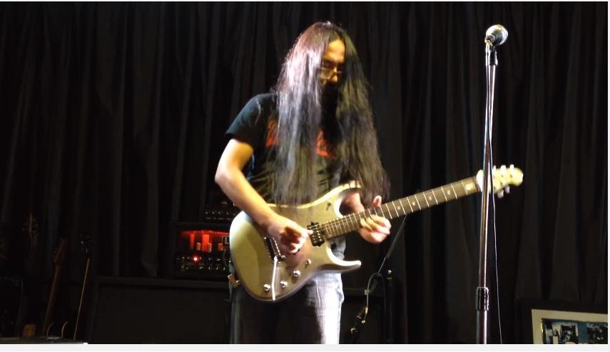 Andry Franzzy, Gitaris Langganan Band Rock