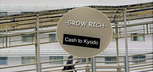 Grow Rich - Cash to Kyodo cover art