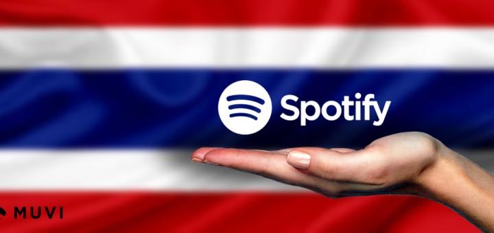 SpotifyMayLaunchinThailand