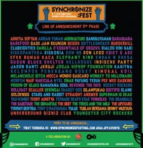 SynchronizeFest 2017 line up fase-3 (kotak)