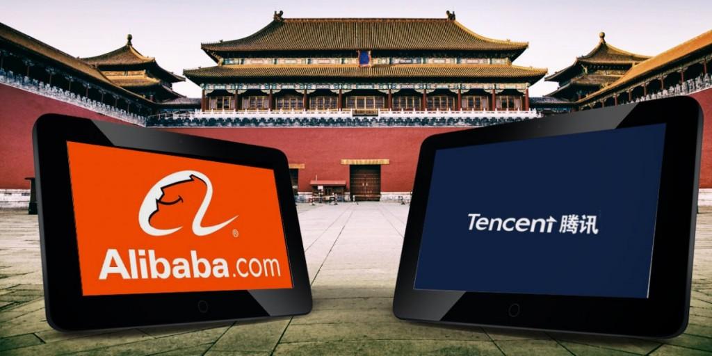 Alibaba-Tencent
