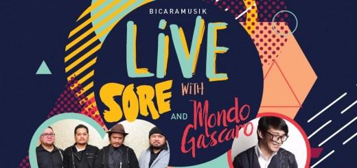 Bicara Musik LIVE Sore Mondo