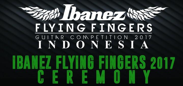 Ibanez Flying Finger 2017