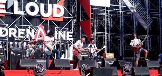 Yulio Abdul Syafik pemenang GAC 2016 bidang musik berkolaborasi dengan membawa semangat persatuan bersama Rey Kelompok Penerbang Roket