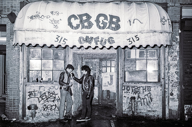 CBGB old