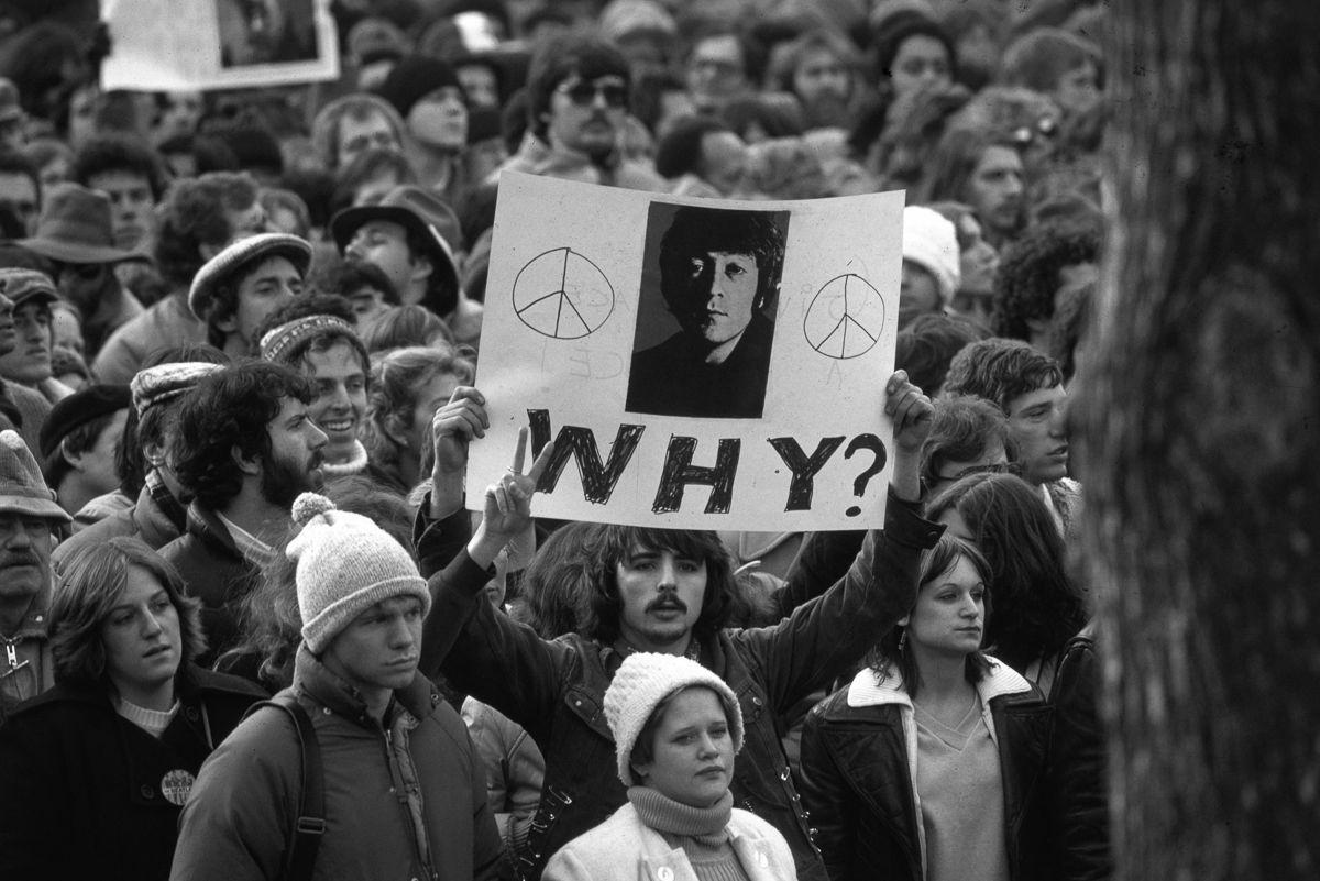 [Kilas Balik] John Lennon Ditembak Mati