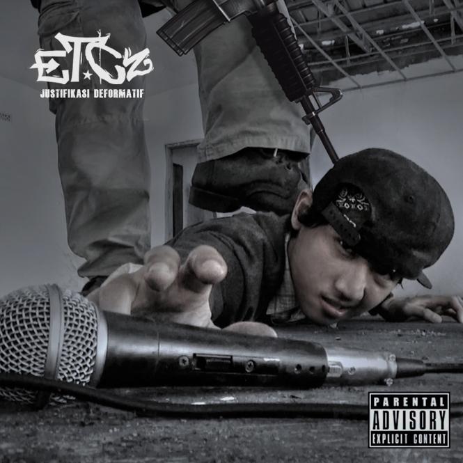 ETCZ Luncurkan Album Pertama bertajuk Justifikasi Deformatif
