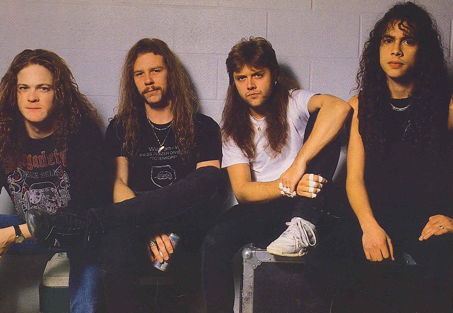[Kilas Balik] Insiden Metallica di Grammy Awards 1989