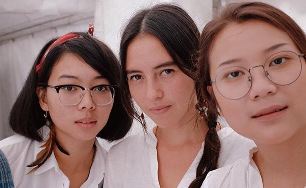 Daramuda, Project Suka-Suka Tiga Perempuan Muda Memesona
