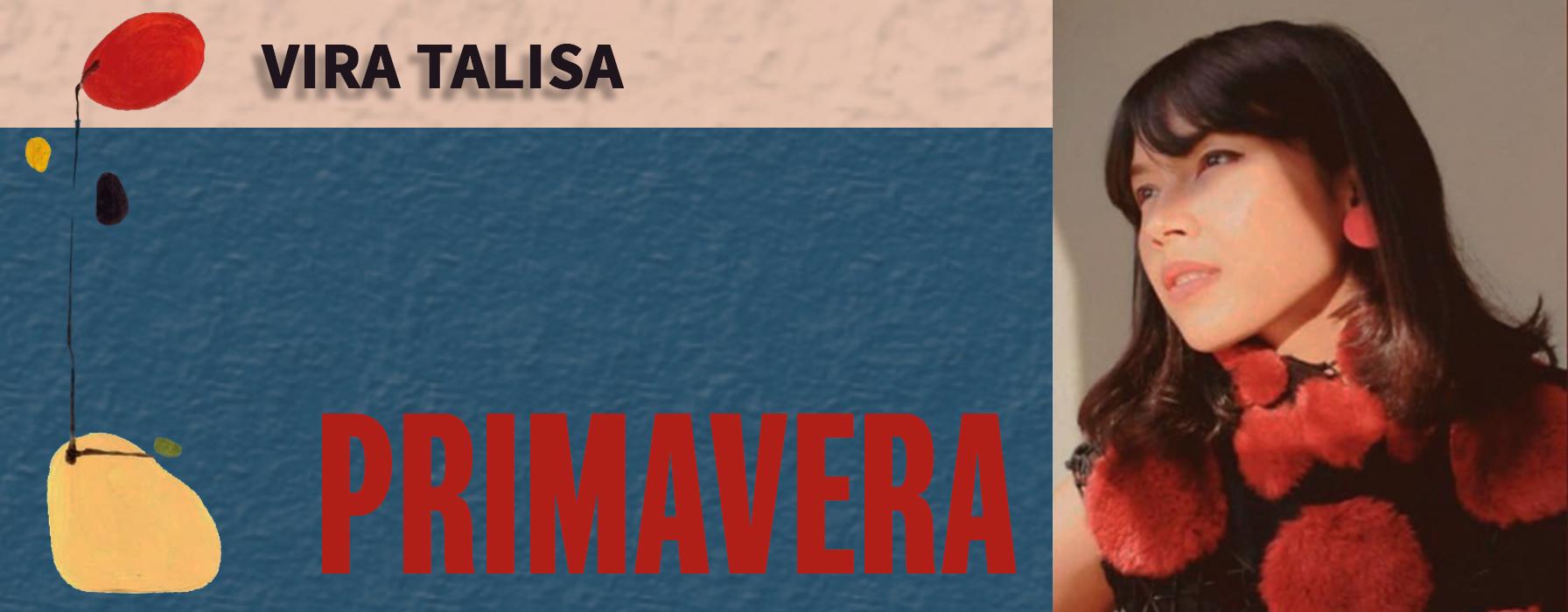 Vira Talisa: Penuh Motivasi dalam Album Primavera
