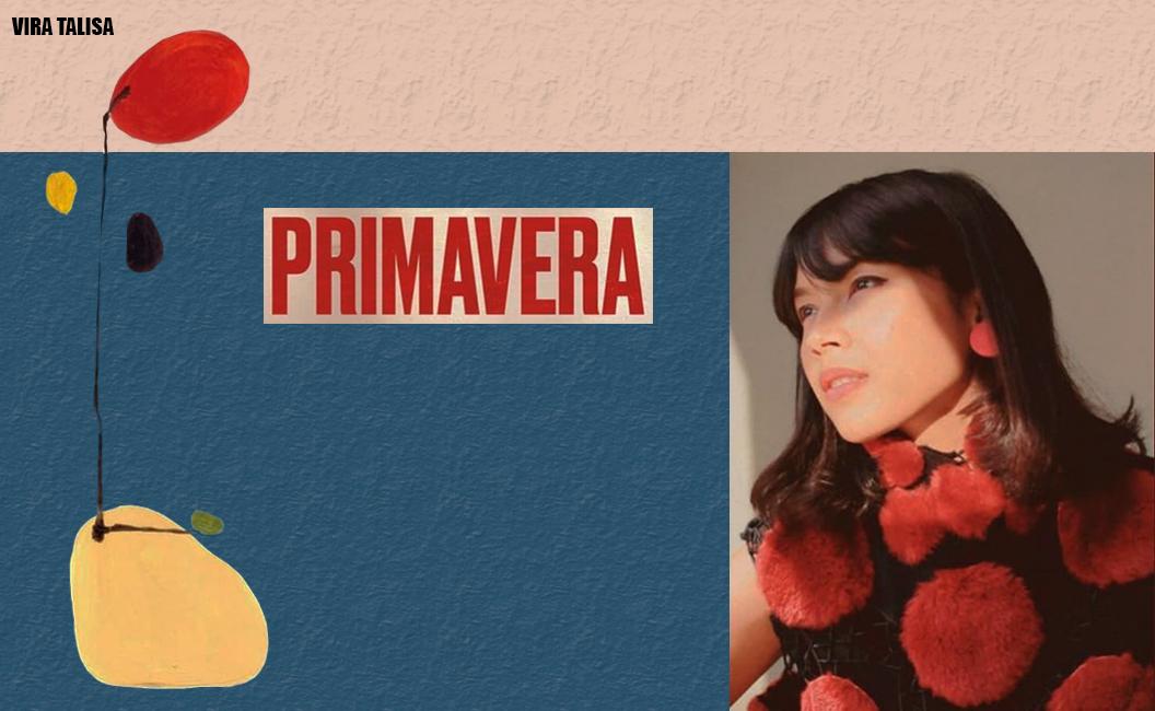 Vira Talisa Berikan Banyak Motivasi di Album Terbarunya Primavera