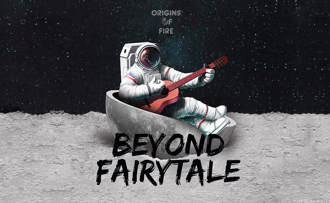 Origins of Fire Gandeng Farisha Aqilah Rilis Beyond Fairytale