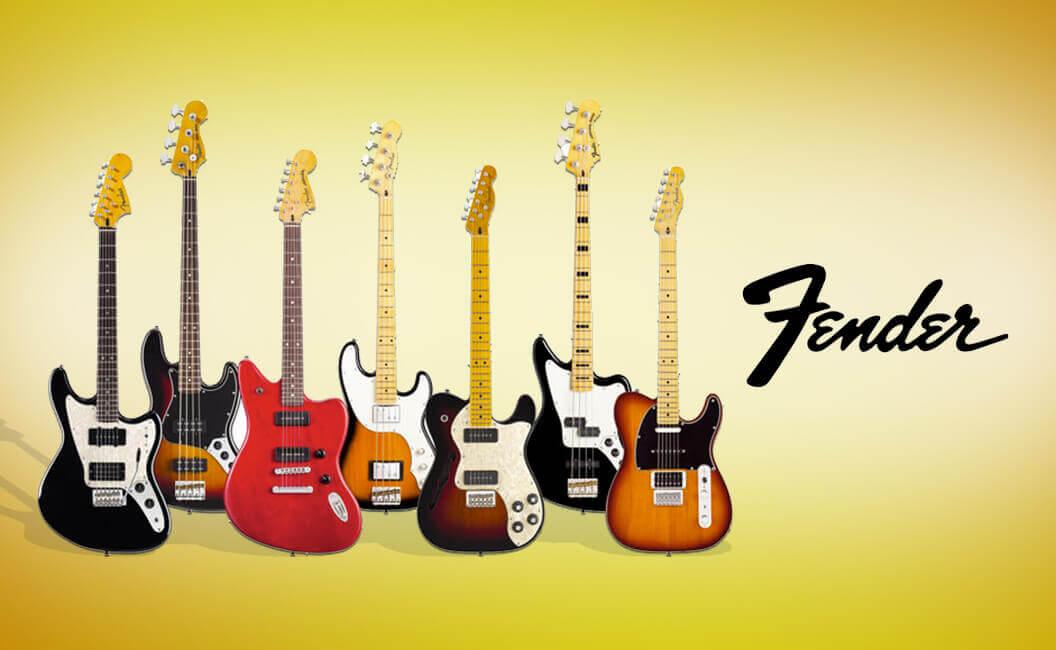 5 Fakta Fender, Gitar Yang Dicipta Oleh Seseorang Yang Nggak Bisa Memainkannya