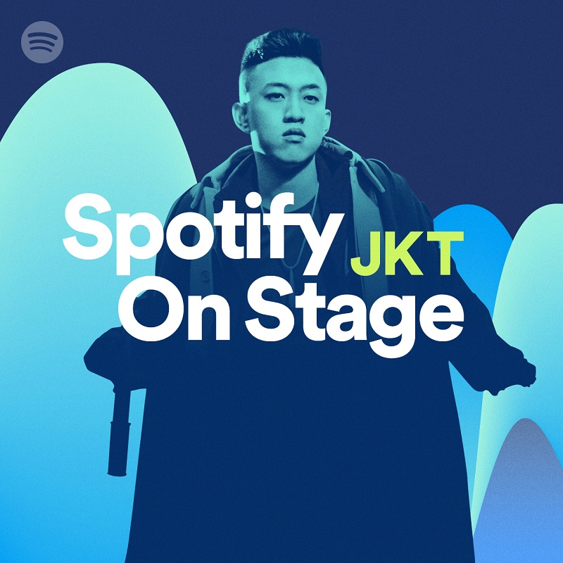Rich Brian Siap Goyang Spotify On Stage 2019