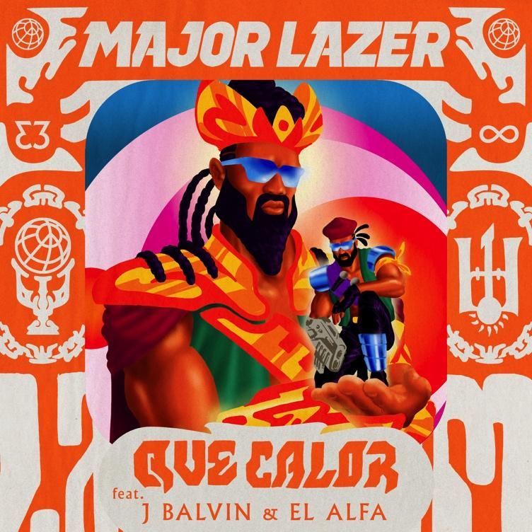 Major Lazer Gandeng J Balvin & El Alfa Rilis Que Calor