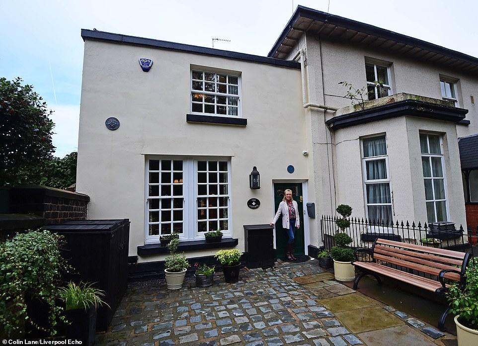 Rumah Masa Kecil John Lennon Dijadikan Hotel