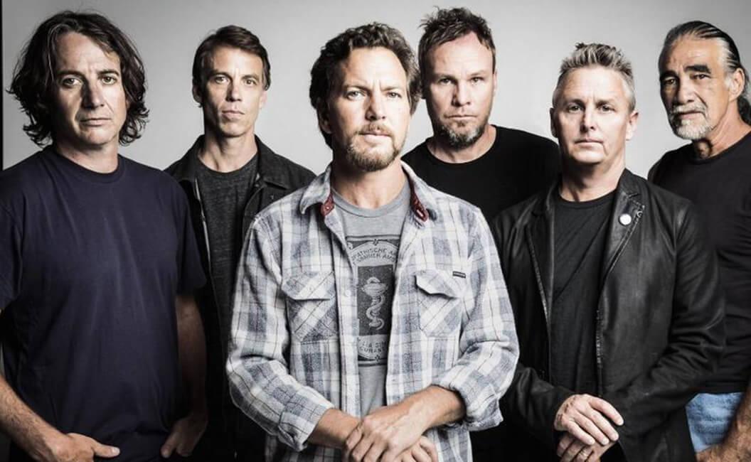 Pearl Jam Umumkan Album Baru, 'Gigaton'