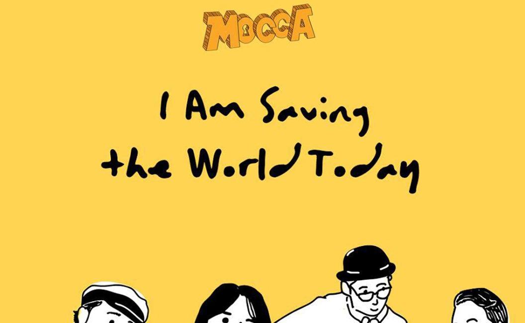 """Mocca Apresiasi Penggemar yang Bertahan di Rumah dengan """"I Am Saving the World Today"""""""