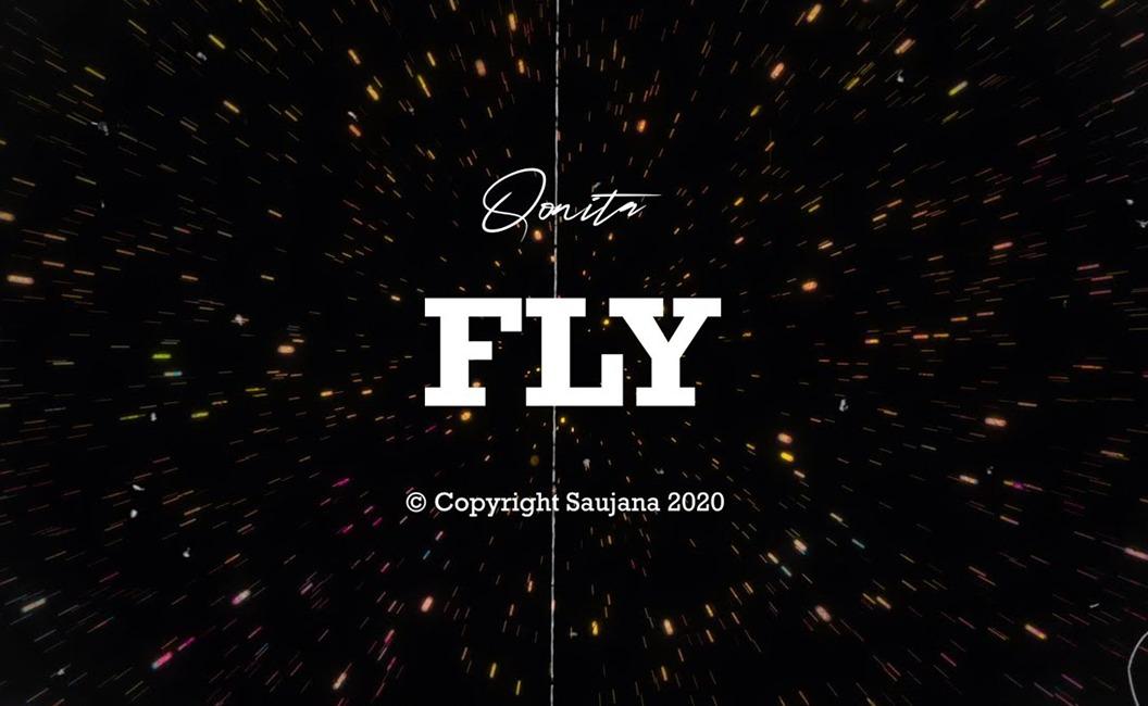 "Qonita Luncurkan Single Kedua ""FLY"""