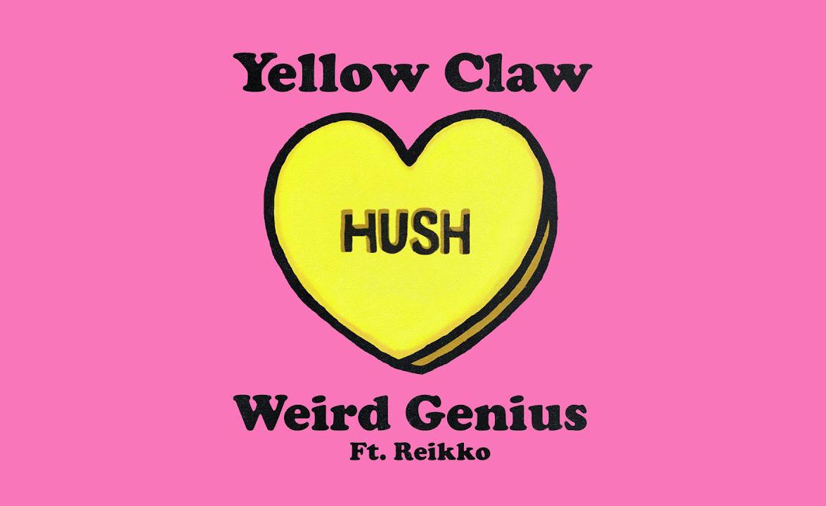 """Kian Mendunia, Weird Genius Rilis """"Hush"""" Berkolaborasi dengan Yellow Claw"""