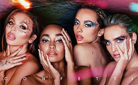 "Bersiap Pre-Order Album Baru Little Mix, ""Confetti"""