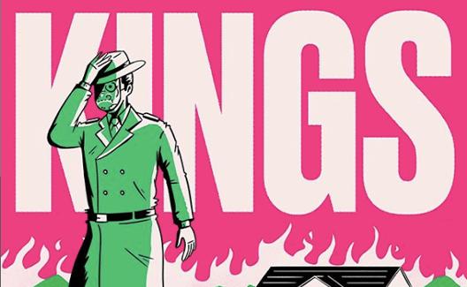 """Raungan Keras MARTIALS/ dalam Single Barunya, """"Kings"""""""