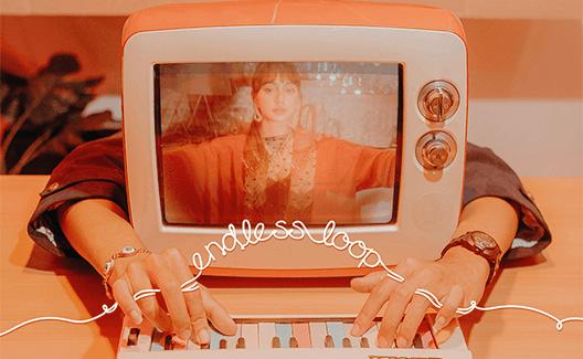 "Indahkus Rilis Video Musik ""Endless Loop"""