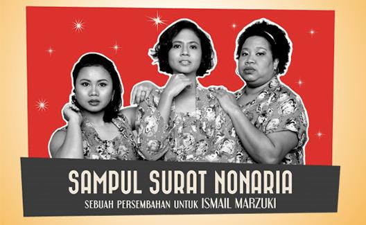 Nonaria Mempersembahkan Konser Virtual untuk Ismail Marzuki